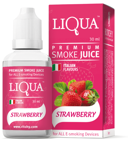 Líquido LIQUA C - Strawberry (Morango) - Rithy™