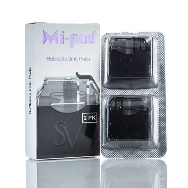 Pod (Cartucho) de reposição p/ MI-POD - Smoking Vapor