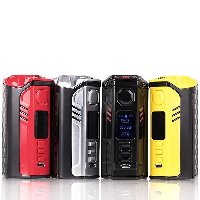 MOD Finder DNA250C 300W - Think Vape