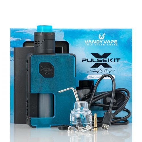 Kit PULSE X 90W C/ Atomizador Pulse X RDA - Vandy Vape