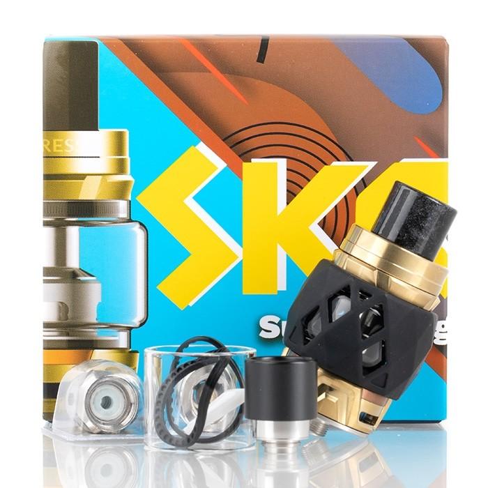 Atomizador SKRR 8ml Sub-Ohm - VAPORESSO