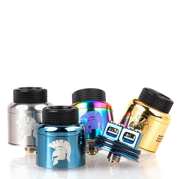 Atomizador Warrior 25mm BF RDA - Wotofo x JMT Elite