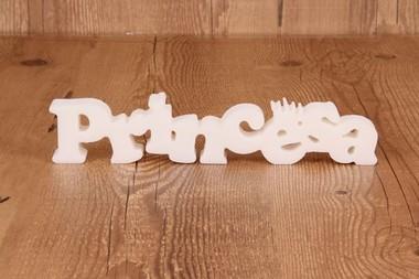 Letra Decorativa PRINCESA