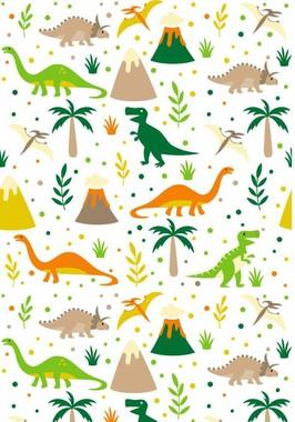 papel-de-parede-dinossauros