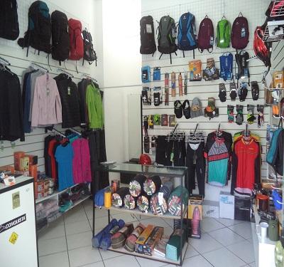 OFF ESPORTES OUTDOOR Loja física de Esportes de Aventura Curitiba