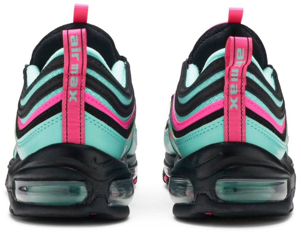 air max 97 pink and turquoise
