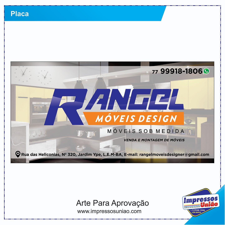 Rangel Móveis Planejados - Luís Eduardo Magalhães-BA