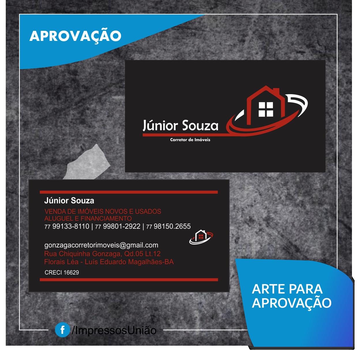 Corretor Júnior Souza - Luís Eduardo Magalhães-BA