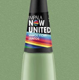 Esmalte Impala Now United Vamos Ficar Juntos