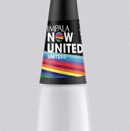 Esmalte Impala Now United Uniters