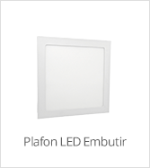 categoria plafon led embutir