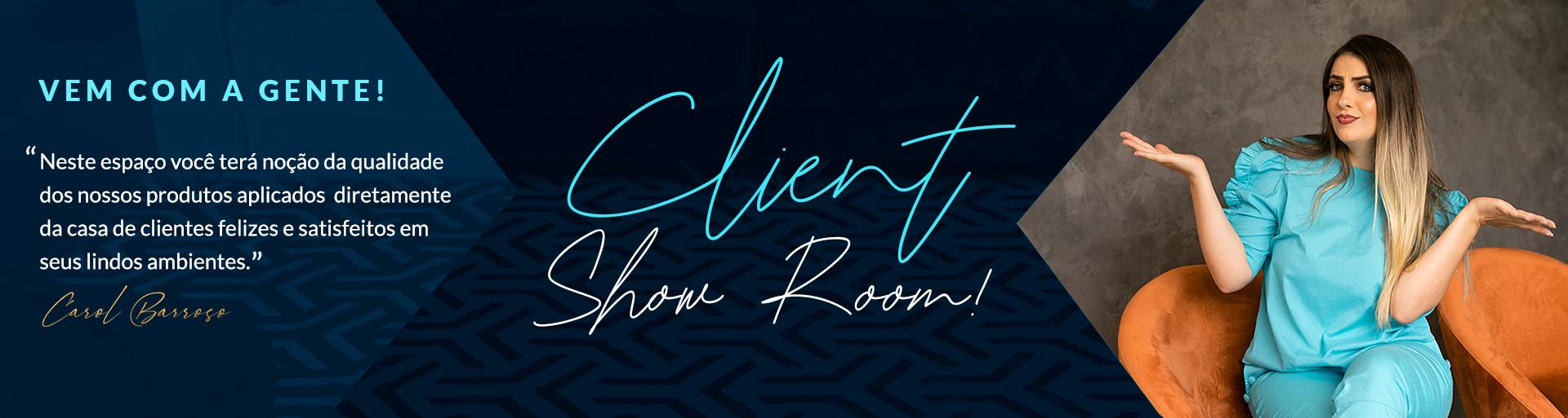 Cliente Show Room