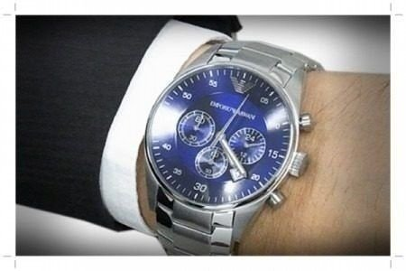 a2d0c632a6f Relógio Masculino Emporio Armani AR5860 Prata - Mimports - Produtos ...