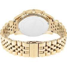 552810b052c Relógio Feminino Michael Kors MK8281 Dourado - Mimports - Produtos e ...