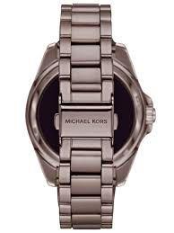 c9b81d38a ... Relógio Feminino Michael Kors MKT5007 Smartwatch Access Bradshaw Rosa -  Imagem 2 ...