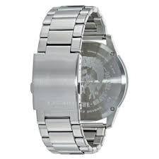 ac682b28754 ... Relógio Masculino Diesel DZ1763 Prata Fundo Azul - Imagem 3 ...