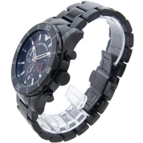 185806deb62 Relógio Masculino Empório Armani Ar5931 Preto - Mimports - Produtos ...