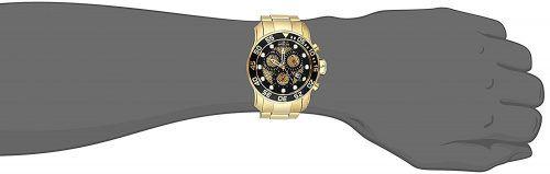 091443f6bc3 Relógio Masculino invicta Pro Diver 19837 Gold - Mimports - Produtos ...