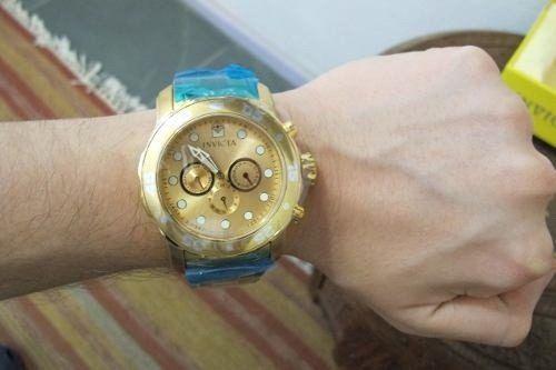 d8391995b13 Relógio Masculino Invicta Pro Diver 0074 Dourado - Mimports ...