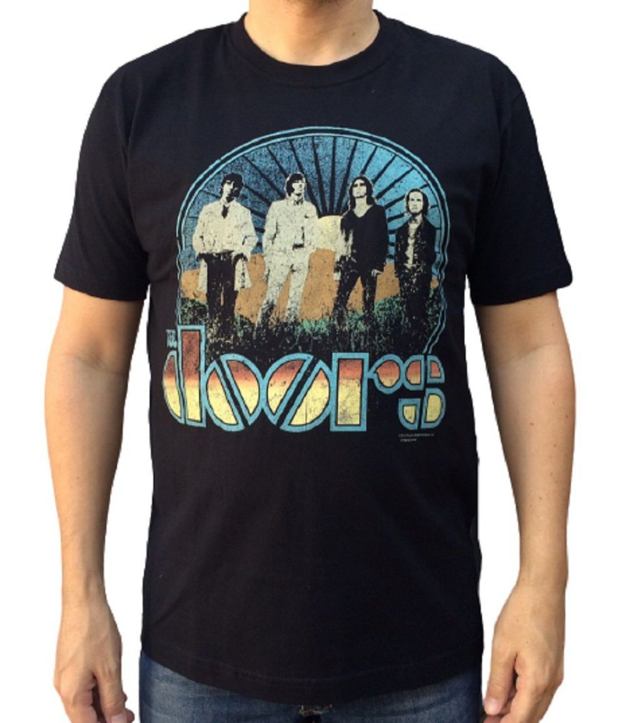 Camiseta The Doors - The Sun