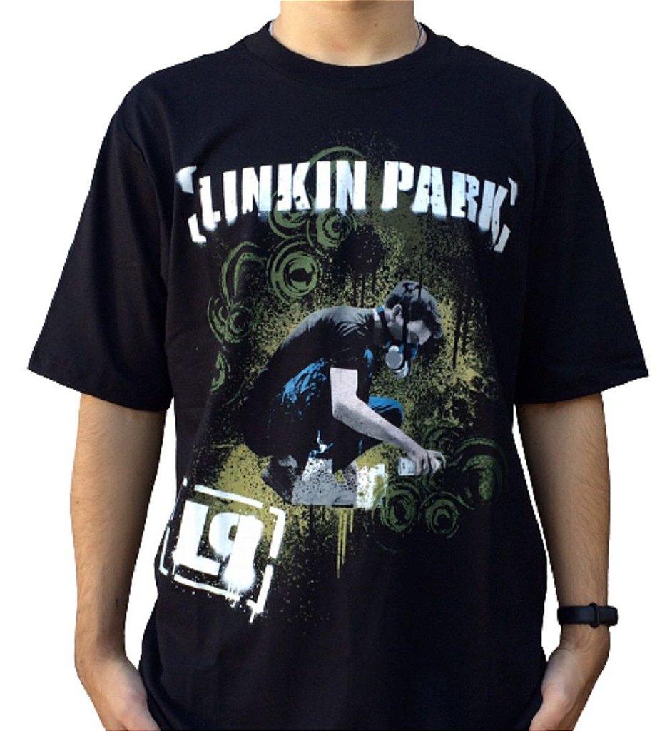 Camiseta Linkin Park