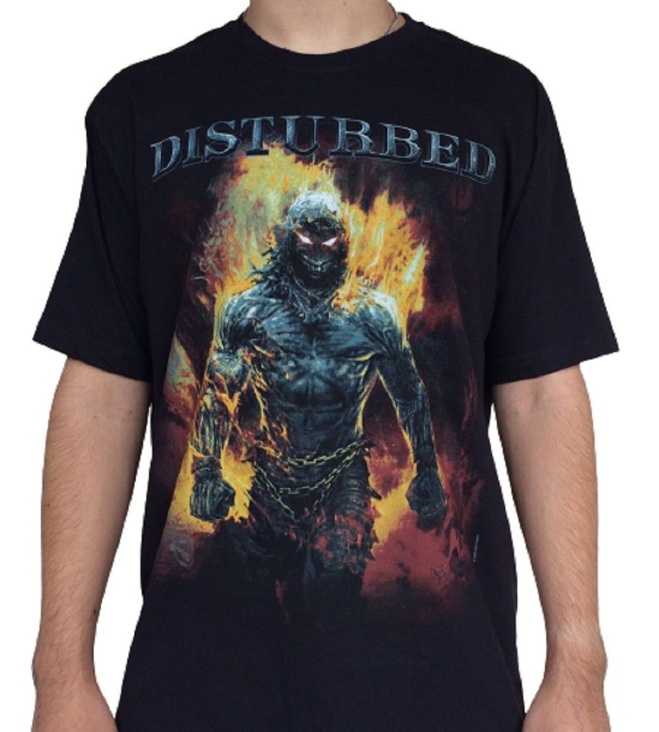 Camiseta Disturbed