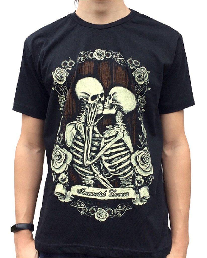 Camiseta Immortal Lovers