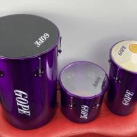 Terceira Imagem manutenção de percussão / baterias