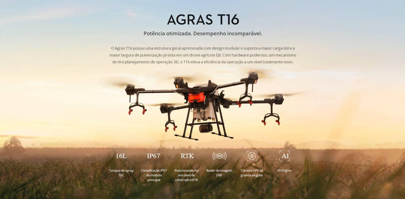 AGRAS T16, AGRAS