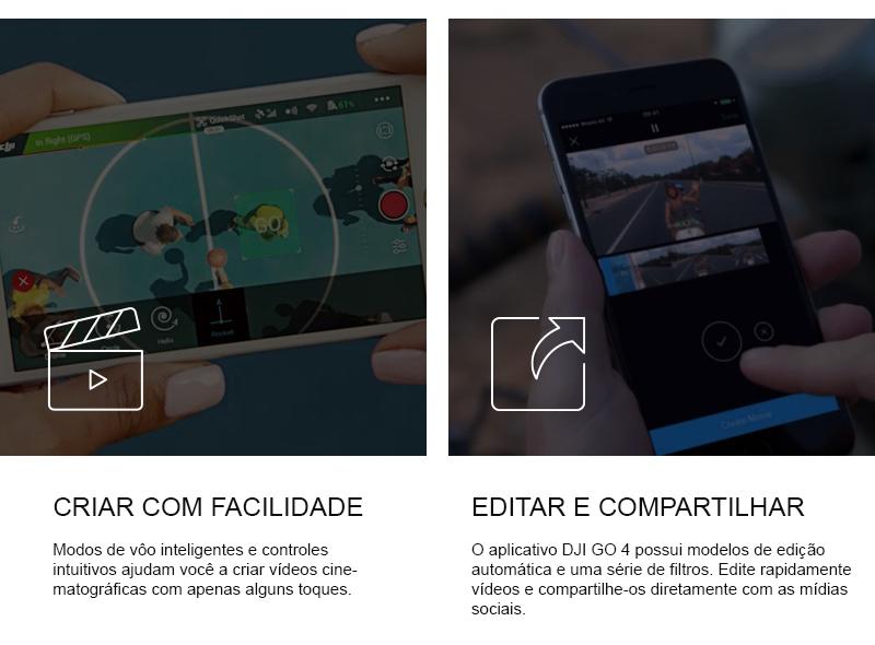 DJI SPARK, SPARK, DRONE SPARK, DRONE PORTÁTIL, MODOS DE VOO