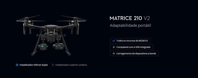 MATRICE 210 V2, MATRICE 210, M210 V2