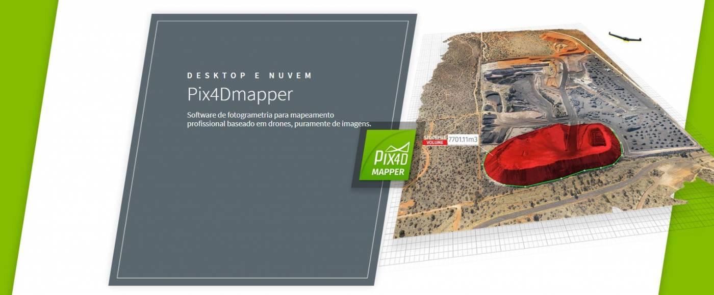 píx4d MAPPER, PIX4D, MAPPER