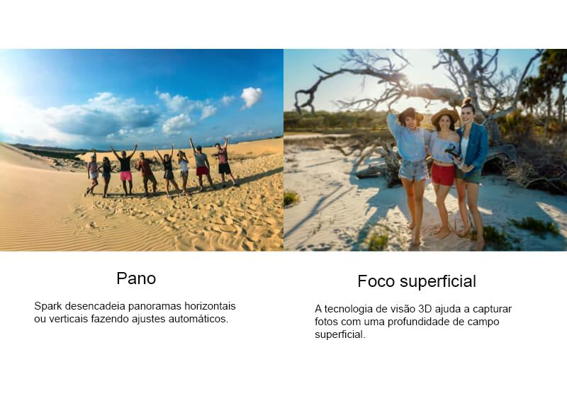 DJI SPARK, SPARK, DRONE SPARK, DRONE PORTÁTIL, MODOS FOTO
