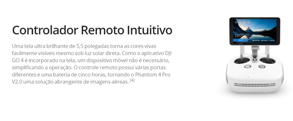 PHANTOM 4 PRO V2, PHANTOM 4 PRO V2.0, CONTROLE