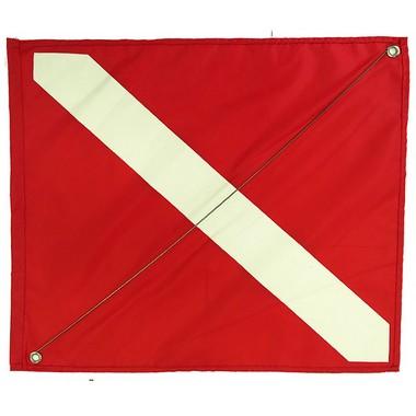 Bandeira de mergulho cetus dive flag