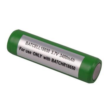 Bateria 18650 3.7V 3400 mAh Bigblue