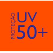 As camisas Use Muvi possui proteção solar 50+ permanente
