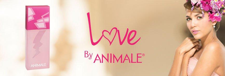 Resultado de imagem para Animale Love Eau de Parfum Feminino