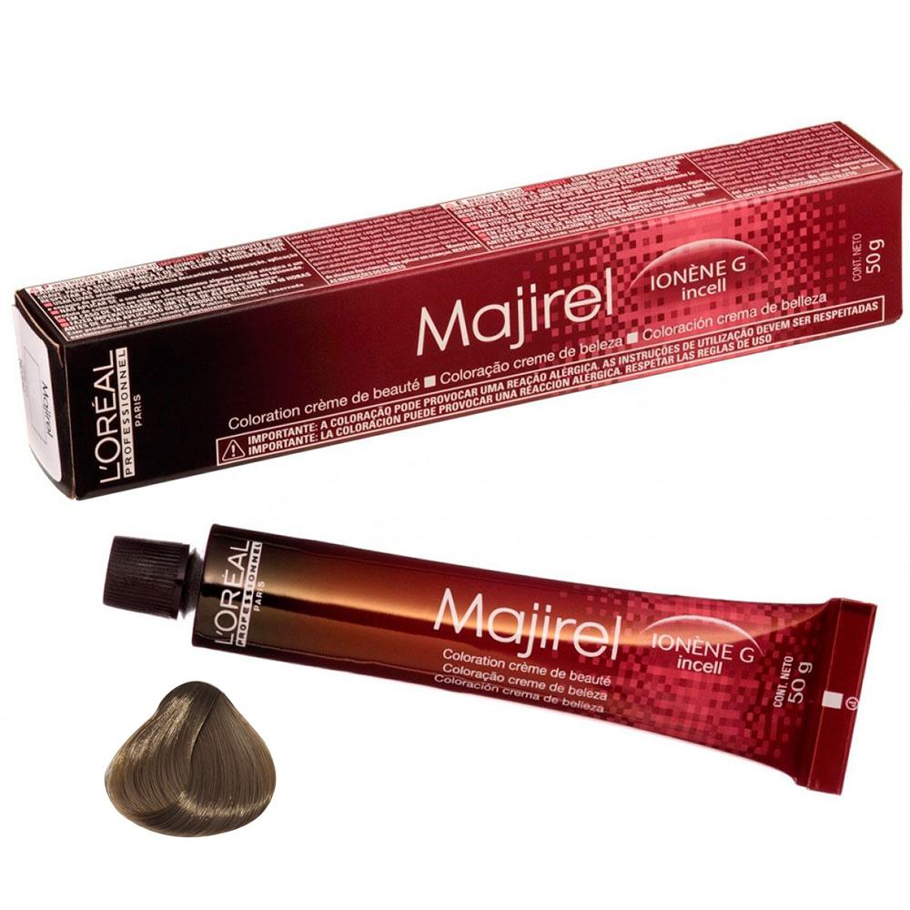 Coloração Majirel 8 (Louro claro) L'Oreal - 50g Bisnaga