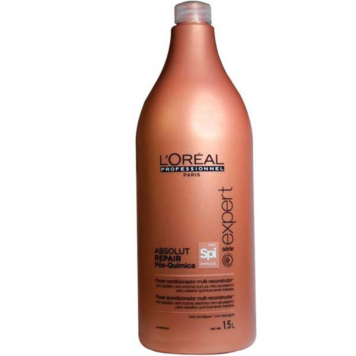 Condicionador L'Oréal Professionnel Absolut Repair Pós Química - 1,5L