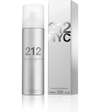 Desodorante 212 Feminino - Carolina Herrera - 150ml