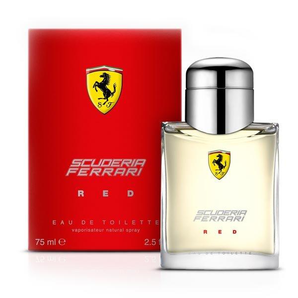 Perfume Ferrari Red Masculino - Eau de Toilette - Ferrari