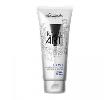 Gel fixador Tecni Art Fix Max - L'Oréal Professionnel - 200ml