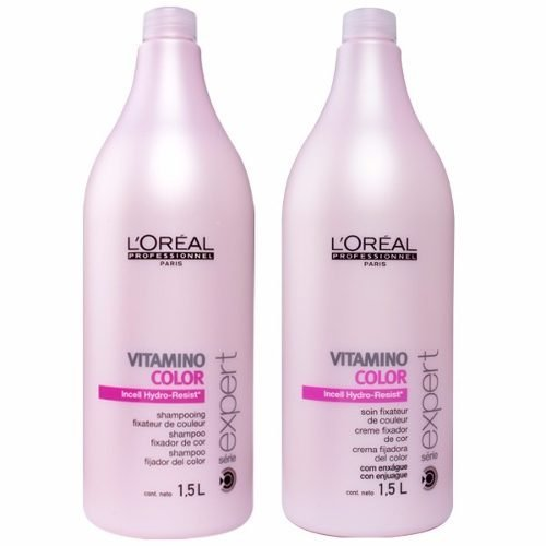Kit L'Oreal Professionnel Vitamino Color - 1,5L