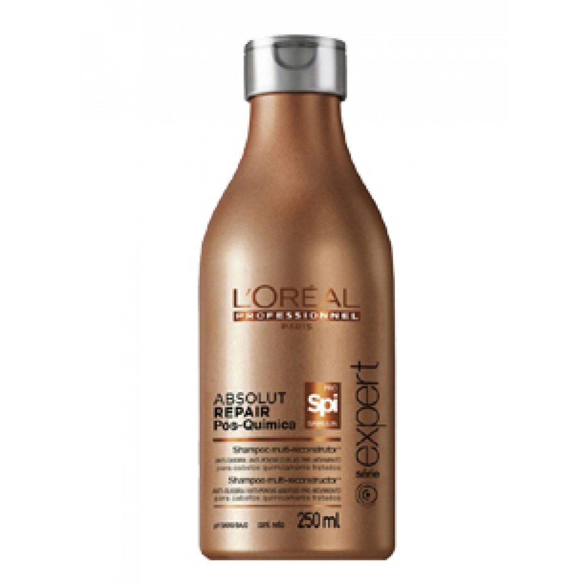 Shampoo L'Oréal Professionnel Absolut Repair Pós Química - 250ml