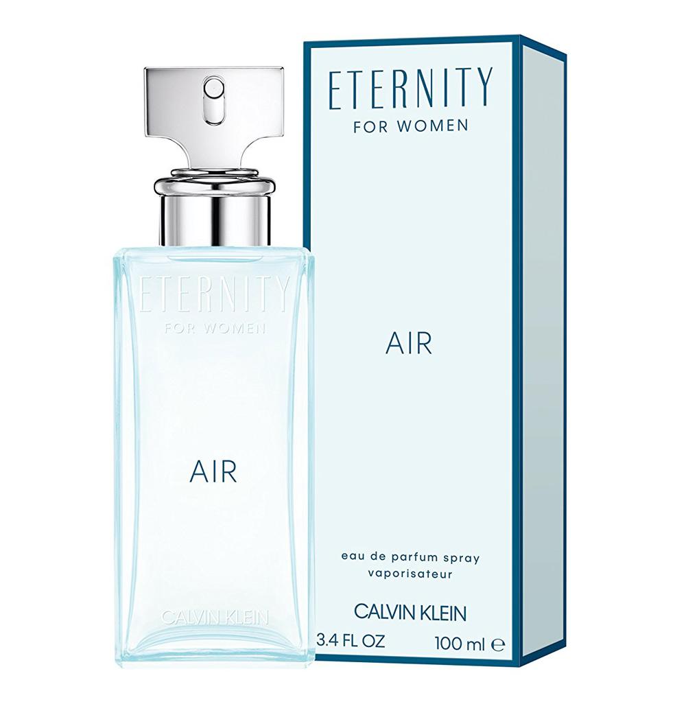 Perfume Eternity Air For Women - EDP- Calvin Klein