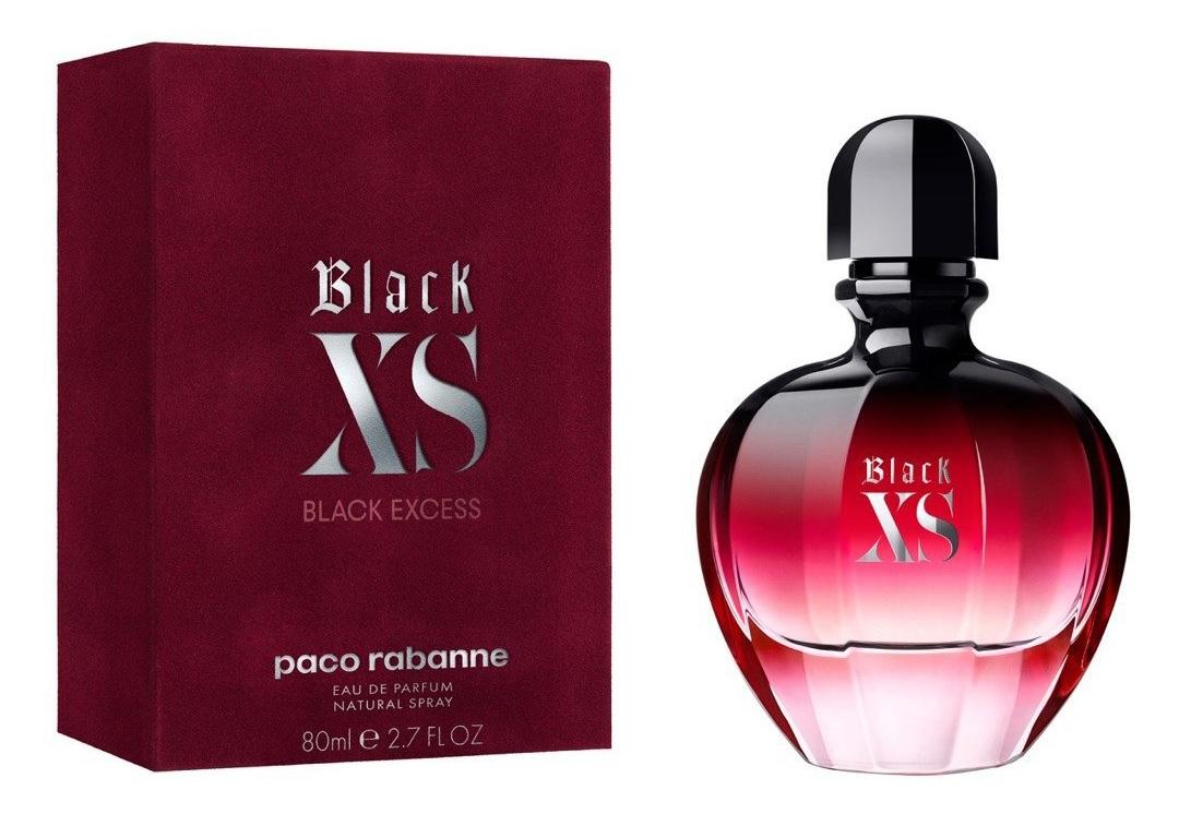 Perfume Black XS - EDP - Paco Rabanne