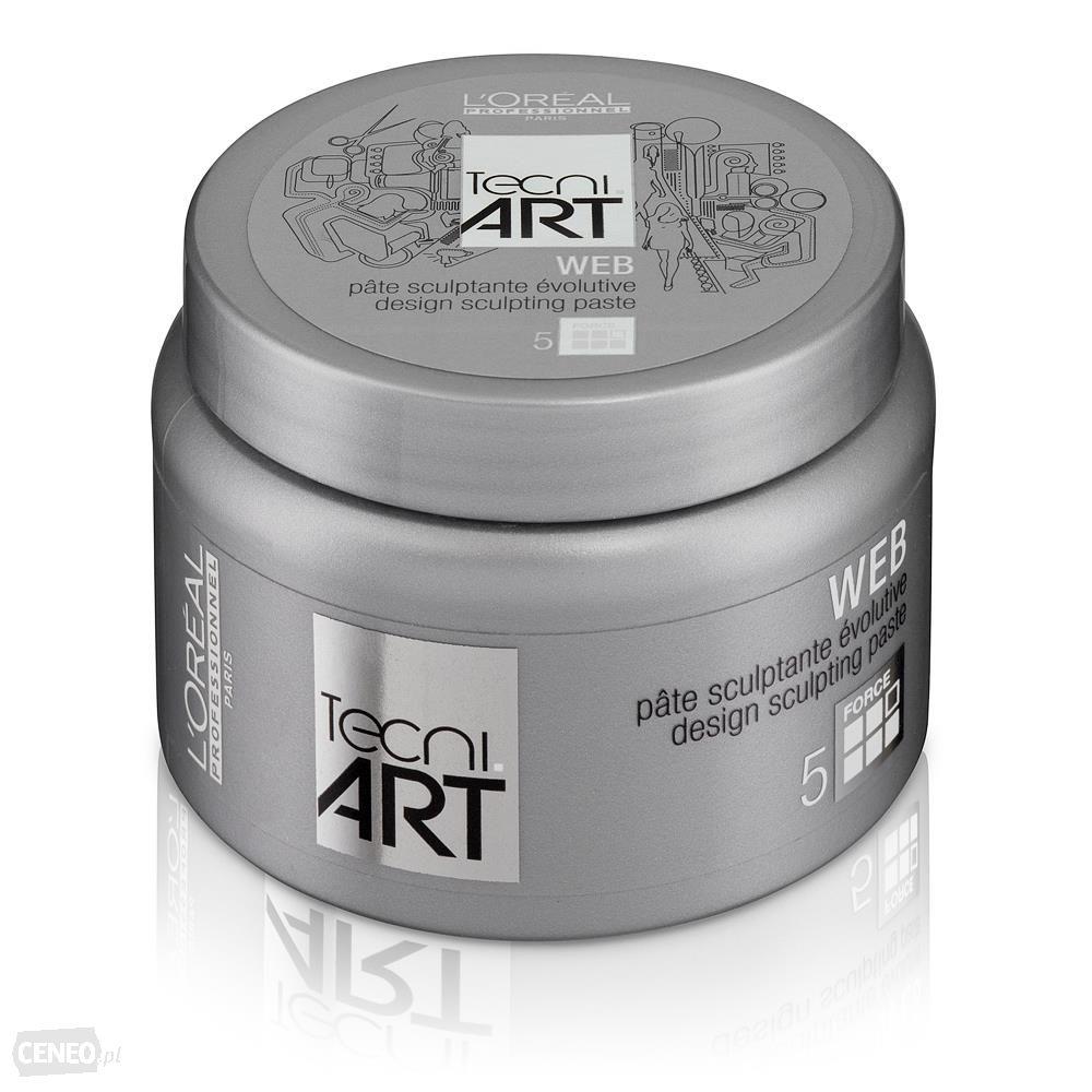 Pasta Modeladora Tecnic.Art Head Web L'Oréal Professionnel - 150ml