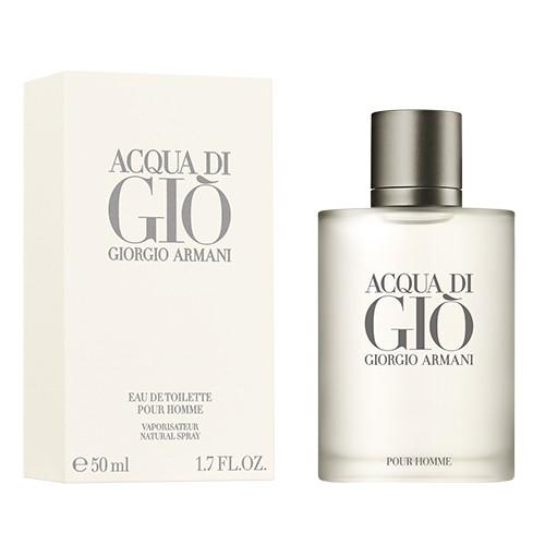 Perfume Acqua Di Gio Masculino - EDT - Giorgio Armani