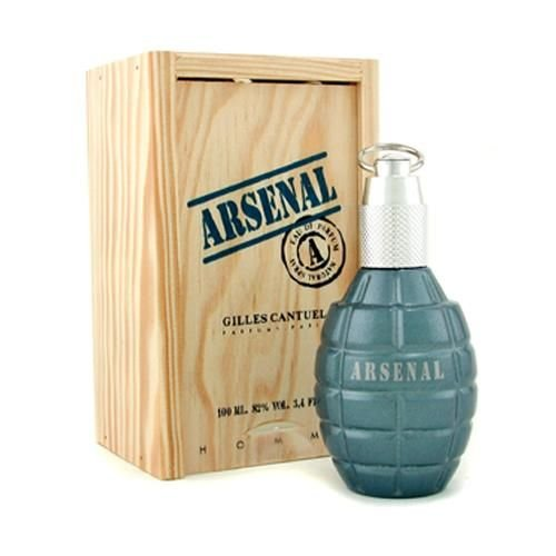 Perfume Blue - EDT - Arsenal - 100ml